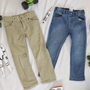 Two Pairs of Jeans, Size 5T